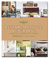 Restore, Recycle, Repurpose - Randy Florke's new book