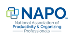 The National Association of Productivity and Organizing Professionals is the leading source of training and support for organizers! Find out more about it!